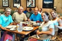 Ulrich Crew: Perry, Roger, Jill, Karen